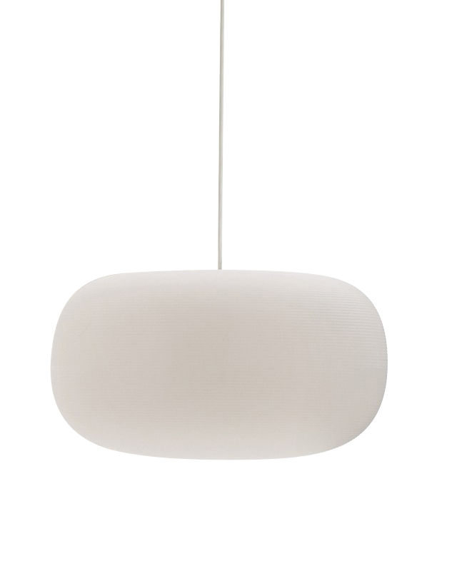 Luminaire - Suspensions - Suspension Pandora Small / Ø 55 x H 31 cm - MyYour - H 31 cm / Blanc - Poleasy®