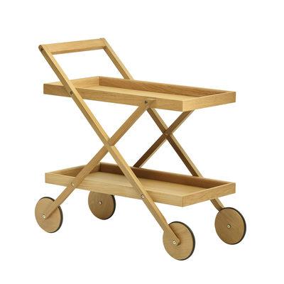 Furniture - Miscellaneous furniture - Exit Dresser - / Wood by Design House Stockholm - Oak - Solid oak