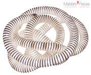 Lampe de table Masters' Pieces - Boalum / LED - 1970 - Artemide blanc en matière plastique