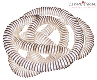 Luminaire - Lampes de table - Lampe de table Masters' Pieces - Boalum / LED - 1970 - Artemide - Blanc - Plastique