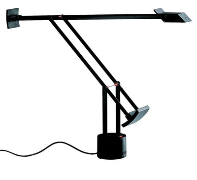 Lampe de table Tizio LED - Artemide noir en métal