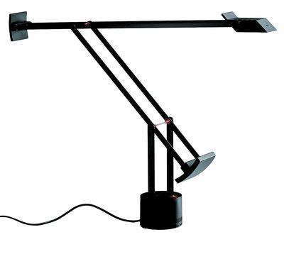Lampe de table Tizio LED - Artemide noir en métal