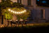 Light My Table Outdoor luminous garland - / With fixings for table tops by Vincent Sheppard