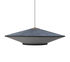 Cymbal Large Pendant - / Ø 95 - Velvet by Forestier