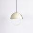 Sospensione Percent LED - / Ø 30 cm - Forma appiattita di ENOstudio