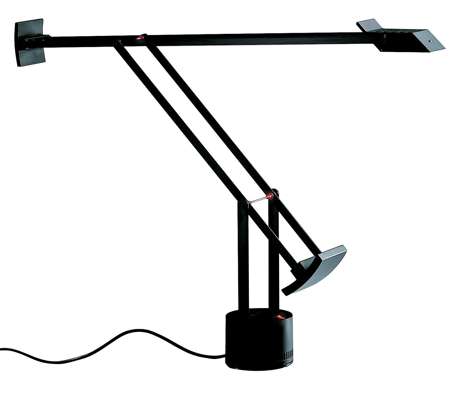 Lighting - Table Lamps - Tizio LED Table lamp by Artemide - Black - Metal