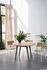 Table ronde New Modern / Ø 110 cm - Chêne éco-certifié / 4 à 6 personnes - TIPTOE
