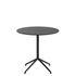 Still Café Table - / Ø 75 x H 73 cm - Linoleum by Muuto
