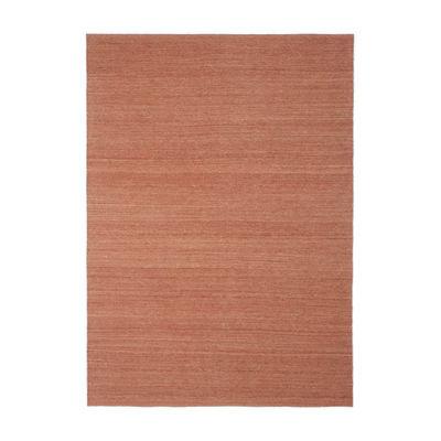 Tapis Nomad / 200 x 300 cm - Kilim 100% laine - Ethnicraft orange en tissu