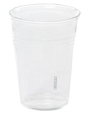 Tischkultur - Gläser - Estetico quotidiano Wasserglas - Seletti - Transparent - Wasserglas - Glas