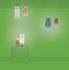 Gople Mini Ceiling light - / Glass - H 35 cm by Artemide
