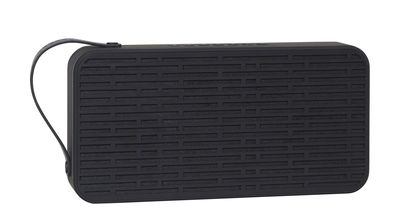 Enceinte Bluetooth aSound Portable sans fil Kreafunk noir en bois