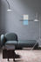 Standing Lamp n°1 Floor lamp - / 120 x 100 x H 190 cm by valerie objects