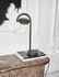 Lampada da tavolo Marselis - / Diffusore orientabile - H 38 cm di Hay
