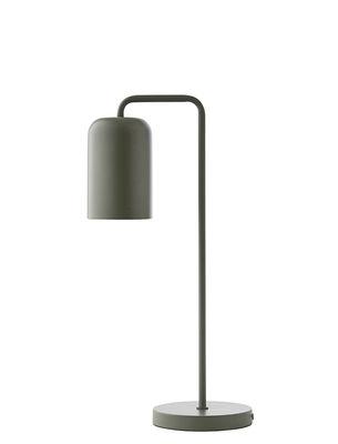 Luminaire - Lampes de table - Lampe de table Chill / H 56 cm - Frandsen - Vert - Métal peint