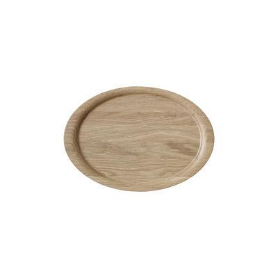 Plateau Collect SC64 / 40 x 28 cm - Chêne massif - &tradition bois naturel en bois