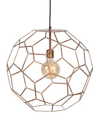 Suspension Marrakech Large / Ø 55 cm - Métal - It's about Romi cuivre en métal