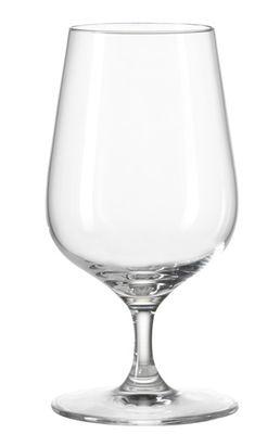 Tableware - Wine Glasses & Glassware - Tivoli Water glass by Leonardo - Transparent - Teqton glass
