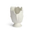 Giuliette small Bowl - / Vase - Faces in relief by Jonathan Adler