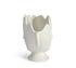 Coppa Giuliette small - / Vaso - Volti in rilievo di Jonathan Adler