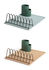 Dish Drainer Drainer by Hay