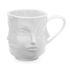 Dora Maar Mug - / Faces in relief by Jonathan Adler
