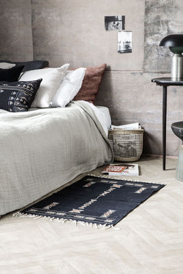 Rug Mila By House Doctor Blue Made In Design Uk