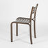 Gabi Stacking chair - / Stained beechwood by Objekto