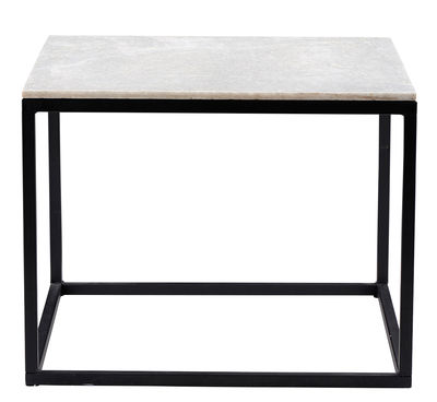 Table Basse House Doctor Plateau Marbre H 45 Made In Design