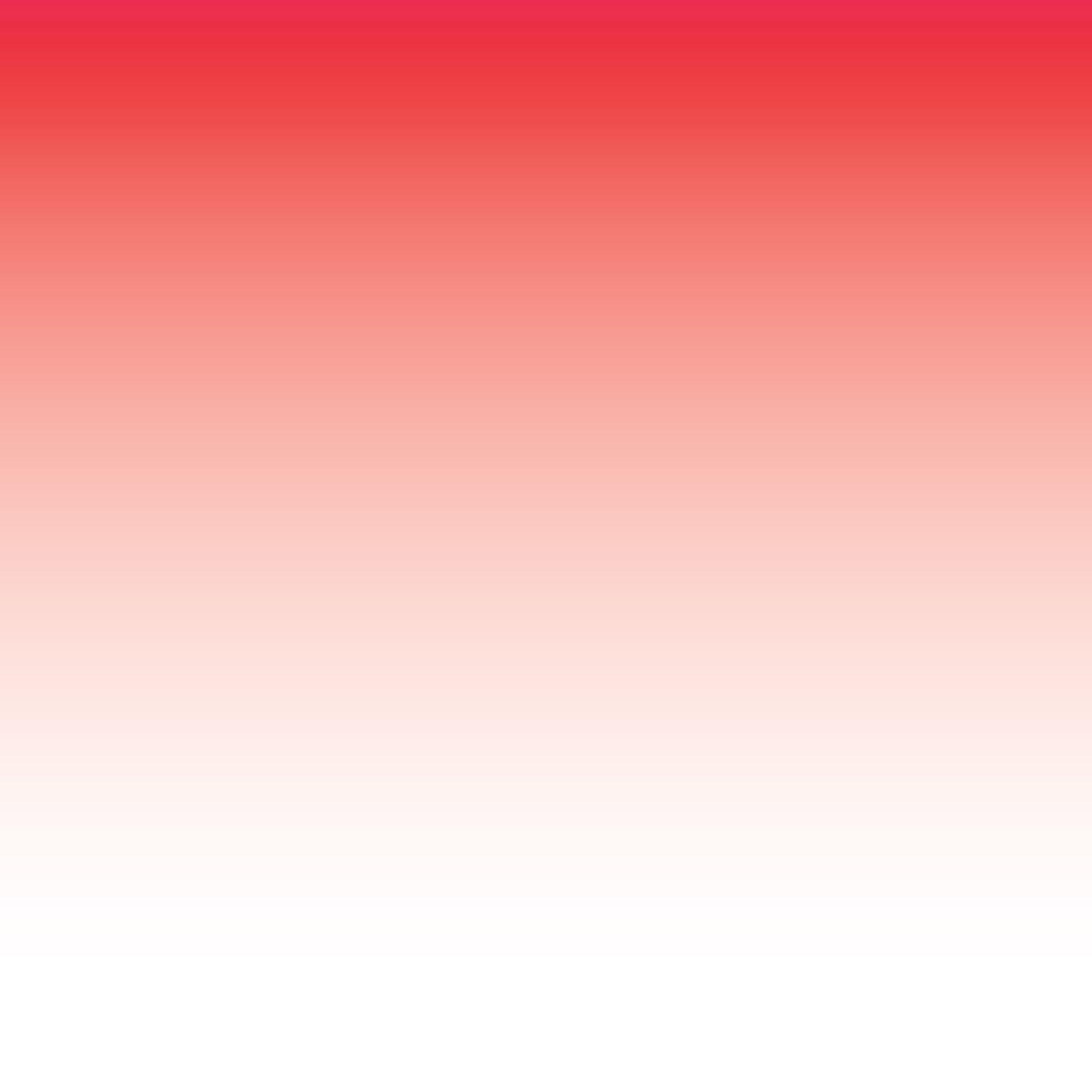Dekoration - Stickers und Tapeten - Sunset Tapete / 2 Bahnen - Bien Fait - Grenadine / weiß - imprägniertes Papier