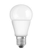 Ampoule LED E27 avec radiateur / Standard dépolie - 11W=75W (2700K, blanc chaud) - Osram blanc en verre