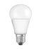 Ampoule LED E27 avec radiateur / Standard dépolie - 11W=75W (2700K, blanc chaud) - Osram