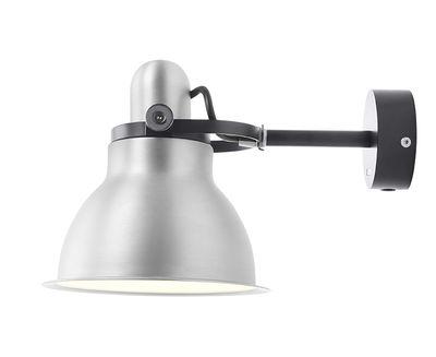 Luminaire - Appliques - Applique Type 1228 / Metallic - Anglepoise - Argent - Aluminium anodisé brossé