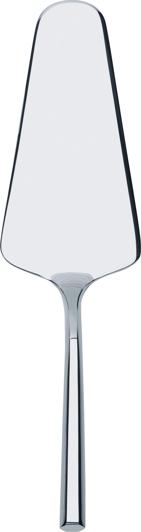 Tableware - Serving Cutlery - Mu Cake slice by Alessi - Steel - Stainless steel 18/10
