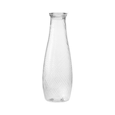 Arts de la table - Carafes et décanteurs - Carafe Collect SC63 / 1,2 L - Verre soufflé bouche - &tradition - 1,2 L / Transparent - Verre soufflé bouche