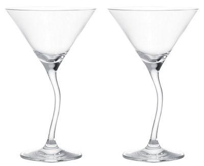 Tableware - Wine Glasses & Glassware - Modella Cocktail glass by Leonardo - Transparent - Glass