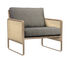 Fauteuil Cannage / Tissu - RED Edition