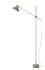 Mr Floor lamp - / Metal - H 140 cm by Frandsen