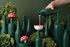 Magic Mushroom Funnel - / Flexible silicone by Pa Design