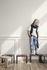 Sgabello bimbi Little Architect - / Legno di Ferm Living