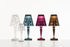 Big Battery LED Table lamp - / H 37 cm - On the mains by Kartell