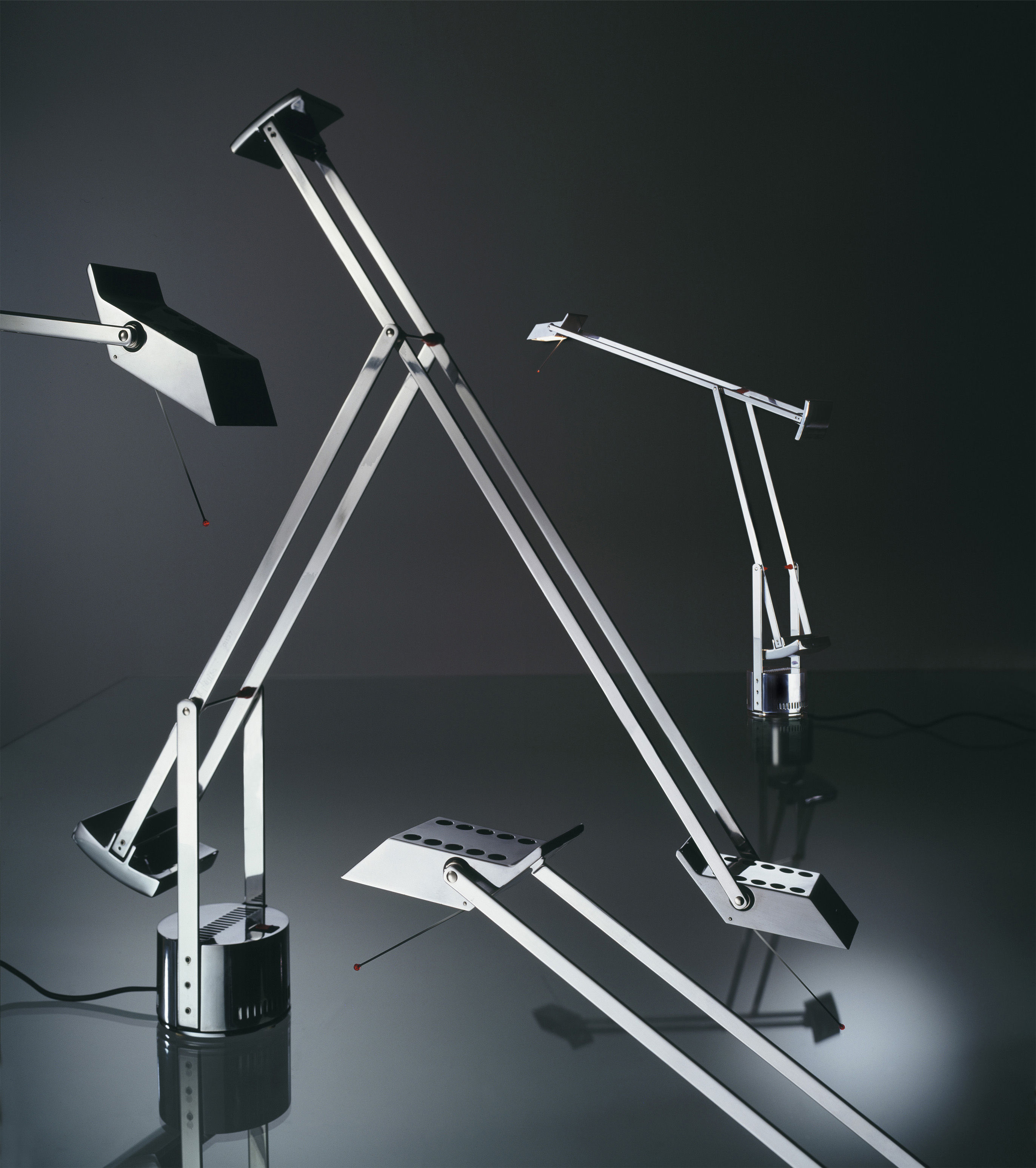 Tizio Table Lamp Black By Artemide Made In Design Uk