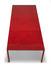Tavolo rettangolare Tense Material Diamond - / 90 x 220 cm - Resina acrilico di MDF Italia