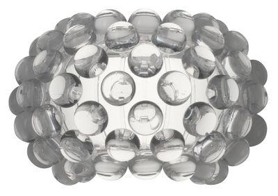 Leuchten - Wandleuchten - Caboche Piccola Wandleuchte Piccola - Foscarini - Transparent - Piccola - PMMA