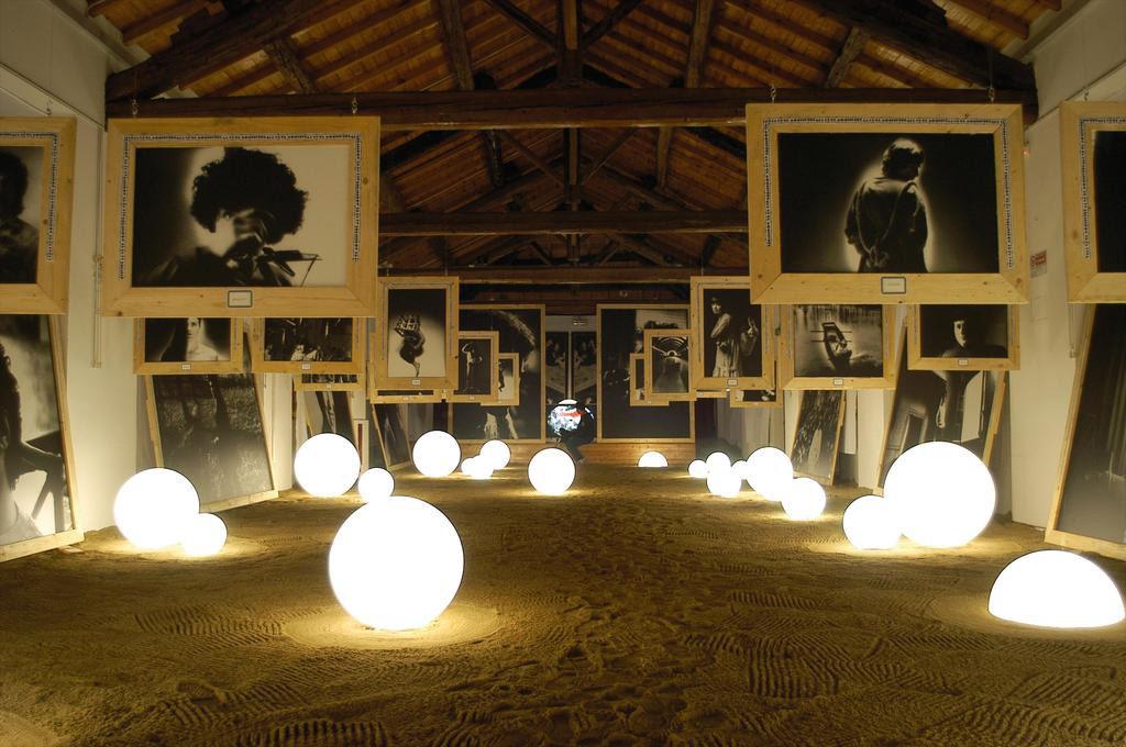 Lampada da tavolo globo indoor slide bianco Ø cm Ø