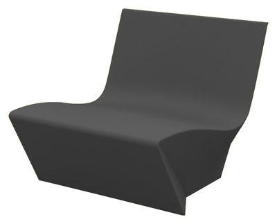 Kami Ichi Lounge Sessel - Slide - Grau