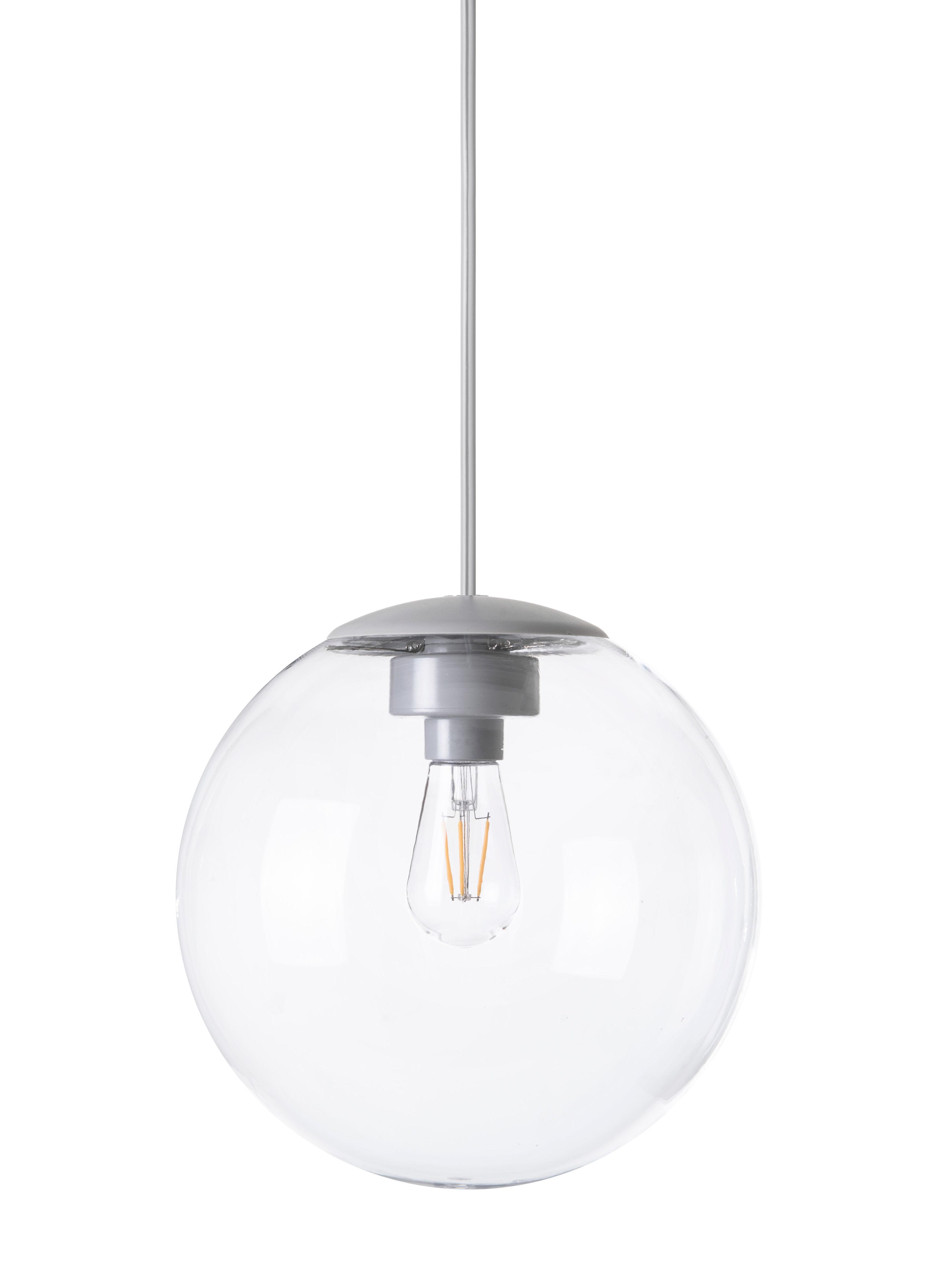Lighting - Pendant Lighting - Spheremaker Pendant - Ø 25 cm by Fatboy - Transparent - PMMA