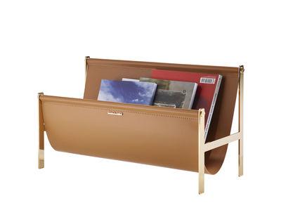 porte revues opinion ciatti naturel or 24 carats l 58 x h 38 made in design. Black Bedroom Furniture Sets. Home Design Ideas