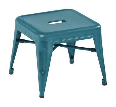 Image of Pouf H Mini / Pedana - H 30 cm - Acciaio - Tolix - Verde - Metallo
