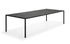 Tense Material Rectangular table - / 90 x 220 cm - Marble by MDF Italia